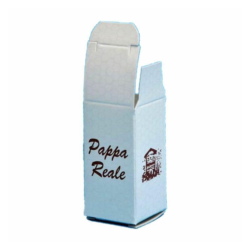 Scatolina In Cartone Per flacone Pappa Reale Da 10 Ml