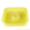 Nutritore in plastica quadrato 1 lt