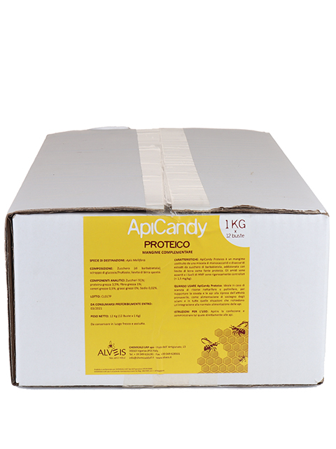 Candito apicandy proteico 12 kg