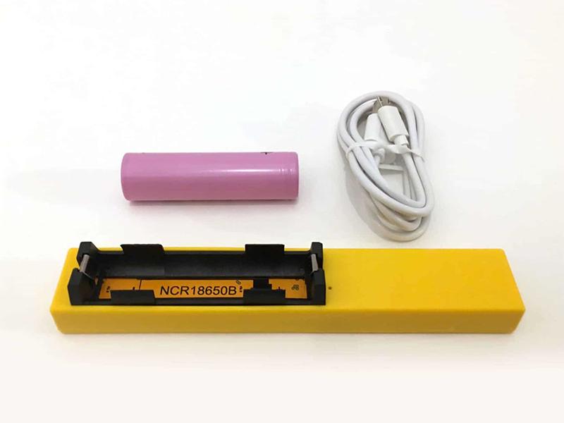 """Antifurto elettronico """"Legaitaly"""" in telaino da nido per arnia Dadant (con batteria e cavetto)"""