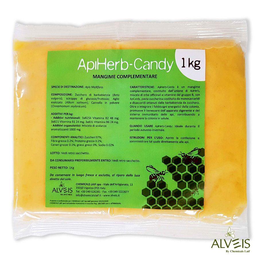 ApiHerb Candy in busta da 1 kg