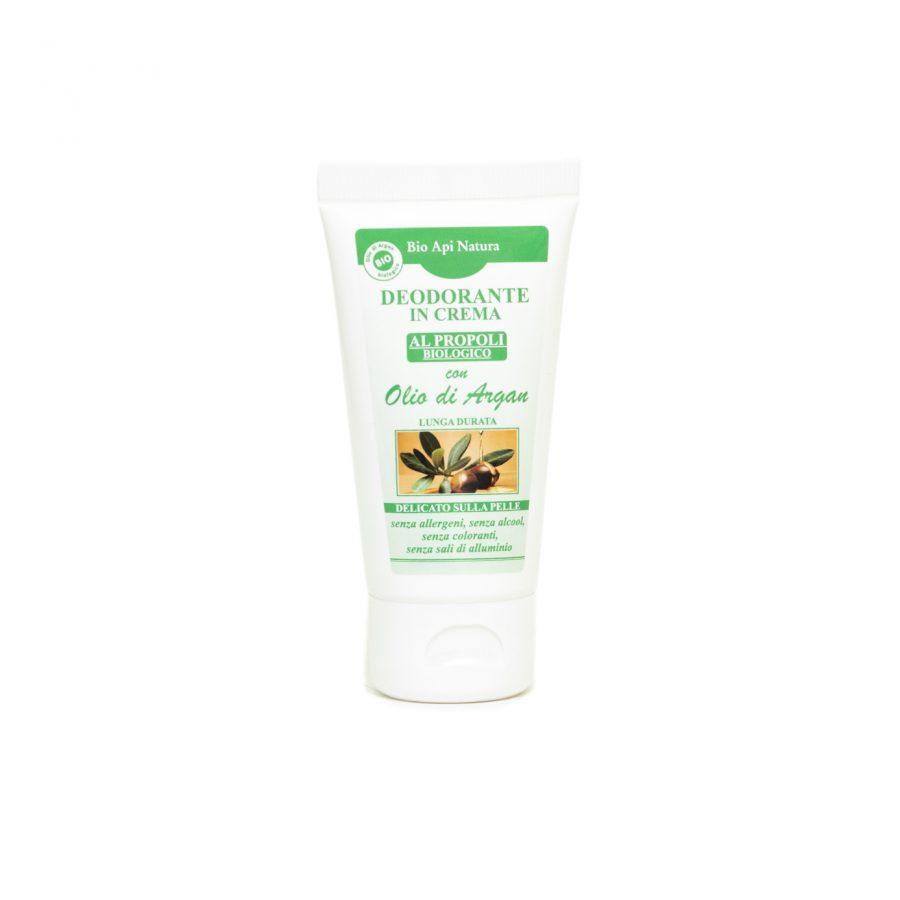 Deodorante in crema al Propoli e olio di Argan - 40 ml